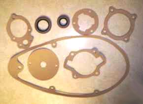 16766-48 Gasket set with seals fits:125