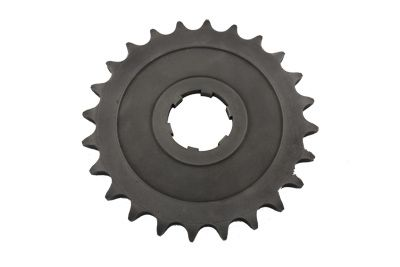 Indian Chief countershaft 24 tooth sprocket, 1922 to 1953