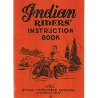 1935 Indian Riders Hand Book.