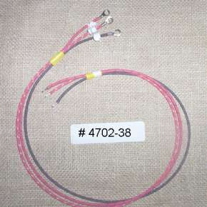 # 4702-38 Head lamp to toggle switch cable.