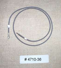 # 4710-36 Horn Switch Wire.