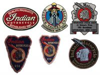 Indian patch set features 6 patches.