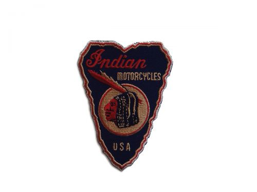 Indian Motorcycle Patches
