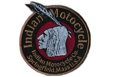 Indian Motorcycle 2 Patches
