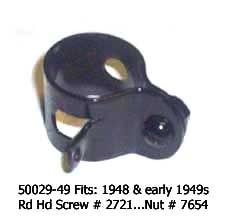 50029-49 jiffy stand return spring clamp