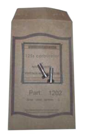 1202 Bowl cover screws for Carburetor top