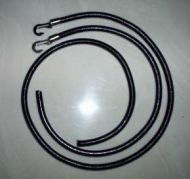 B-77A High tension cable with terminals twin