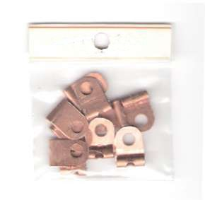Copper Flag Terminals Package of 10 size: 10