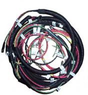 1955 to 1957 Hummer model B 125 harness (without external ignition coil)