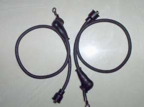 Indian Vertical Scout Warrior Spark Plug Wires