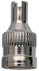 Nickel Prong Valve Cap Hum909001